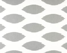 Fabric I wanted to use on the chairs after painting them white. Would get 3 yards and make 1- 2 pillows of it  Thoughts? Grey Ikat Fabric - Premier Prints Chipper Storm Grey and White Fabric - Fabric by the 1/2 yard. $4.95.