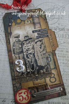 we are fearless, independent and original for Country View Crafts Numbers challenge