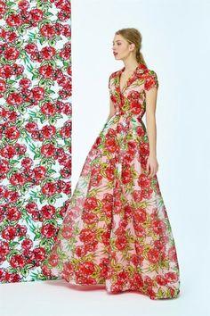 LA MODA ME ENAMORA : Vestidos largos Dolores Promesas ¡16 estilos de ensueño!