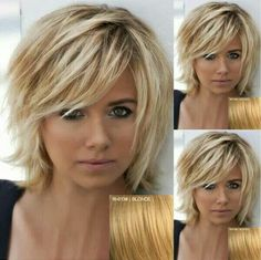 80 Bob Hairstyles To Give You All The Short Hair Inspiration - Hairstyles Trends Thin Hair Cuts, Short Hair With Layers, Medium Hair Cuts, Medium Hair Styles, Short Hair Styles, Short Choppy Layers, Haircut Medium, Medium Curly, Bob Styles