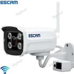 ESCAM Brick QD900 Wi-Fi FHD 1080P P2P Cloud IP IR Waterproof Security Camera Support ONVIF SCM-396103