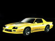 camaro iroc z wallpaper | Chevrolet Camaro Z28 IROC-Z 1985–1990 wallpaper (2)