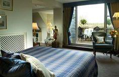 Terrace, a Deluxe bedroom