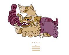 "Pokemon reimaged in a Maya art style by the amazing Monarobot ""Cubone Drowzee Jigglypuff Magnaton Mudkip Ninetails Pickachu Red Gyrados Tryantrum Noivern "" http://monarobot.tumblr.com/"