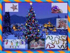 El arbol de Navidad  https://www.cuarzotarot.es/navidad/arbol-de-navidad #FelizJueves #Navidad #Christmas