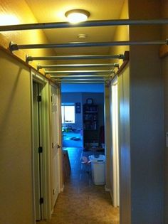 Hallway Monkey Bars In 2018 Projects Pinterest Room