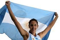 Luciana Aymar, abanderada argentina para los Juegos Olimpicos 2012