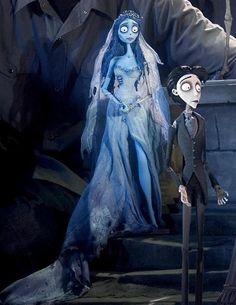 Corpse Bride & Victor Van Dort