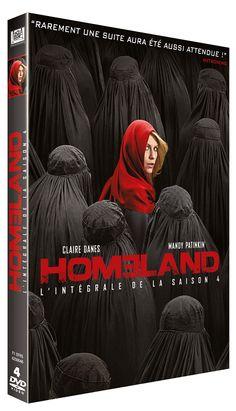 HOMELAND SAISON 4 – DES COFFRETS DVD À GAGNER !  #CONCOURS