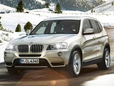 BMW X3 2012 - Not bad!  Should I trade in the FORD???  not gonna do it!