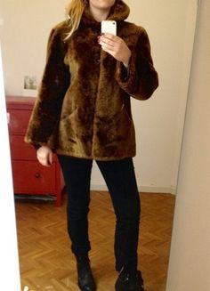 Kaufe meinen Artikel bei #Kleiderkreisel http://www.kleiderkreisel.de/damenmode/halblange-mantel/118924610-echte-felljacke-pelzjacke-lammfelljacke-lammfell-teddy-jacke-mantel-fell-pelzmantel