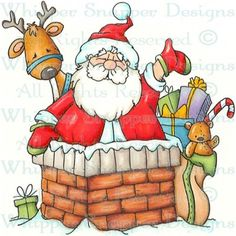 Chimney of Toys -  Item Number: #LY945