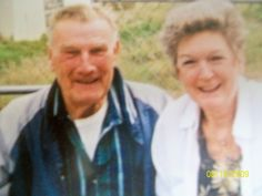 My grandparents. May they rest in peace <3