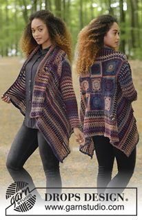 Crochet - Free knitting patterns and crochet patterns by DROPS Design