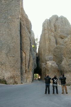 Needles highway South Dakota this sure was something to see, went here camping with Paul and Norene OMG amazing