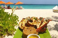 Sandy Ground on Sandy Beach, Anguilla