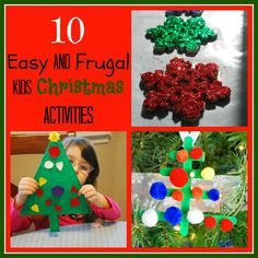 824 Best Kids Christmas Activities Images In 2019 Christmas