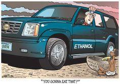 SUV Ethanol Hog