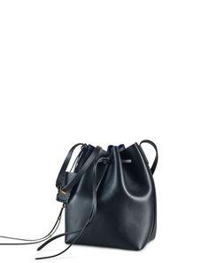 Polo Ralph Lauren Leather Bucket Bag - Polo Ralph Lauren Shoulder Bags & Backpacks - Ralph Lauren Germany