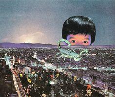 collage #weird #art