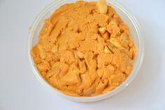 Palavras que enchem a barriga: Manteiga de amendoim caseira para um descanso merecido :)