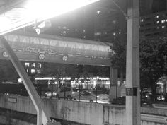 Vista da Estação Berrini