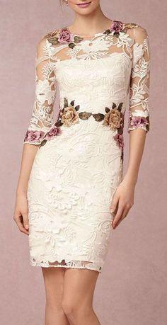 Dantelli Elbise Modelleri Son zamanlarda en çok ilgimi çeken elbise modelle… Lace Dress Models One of the most interesting dress Lovely Dresses, Elegant Dresses, Beautiful Outfits, Lace Dress, Dress Up, Bodycon Dress, Dress Prom, Wedding Dress, Lace Outfit