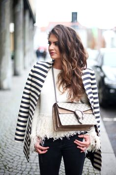 outfit-gucci-dionysus-fringe-sweater