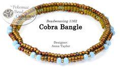 Cobra Bangle (Bracelet Tutorial)