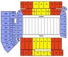 Georgia Tech Yellow Jackets Football vs Clemson Tigers Tickets 09/22/16...