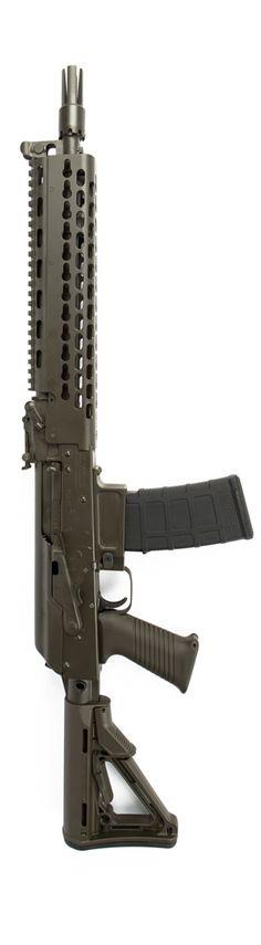 "KREBS AK-15 in 5.56... AKA ""THE SEXY"" - http://www.RGrips.com"