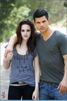 Vampire Bella & Jacob
