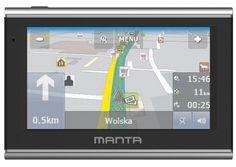 Nawigacja Manta GPS470 objęty jest 2 letnią gwarancją producenta. Dodatkowo w zestawie znajduje się kabel USB, ładowarka samochodowa, mocowanie do samochodu oraz instrukcja obsługi.