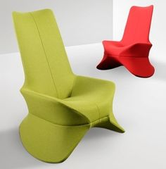 The Abraham Chair designed by Frey+Boge