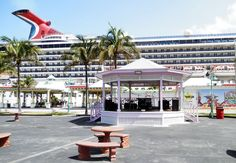Freeport is closed to cruise ships due to Hurricane damage
