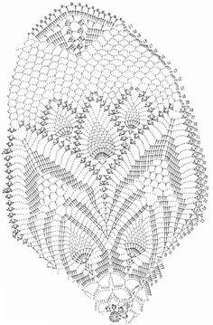 Home Decor Crochet Patterns Part 163 - Beautiful Crochet Patterns and Knitting Patterns Crochet Amigurumi Free Patterns, Crochet Doily Patterns, Crochet Mandala, Crochet Art, Thread Crochet, Vintage Crochet, Crochet Designs, Crochet Doilies, Crochet Stitches