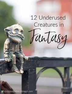 12 Underused Creatures and Animals in Fantasy