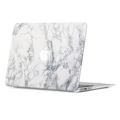 Amazon.com: GMYLE Matte Rubber Coated Soft Touch Plastic Hard Case Print Frosted for MacBook Air 13 inch (Model: A1369 and A1466) - White Marble Pattern Shell Cover: Computers & Accessories