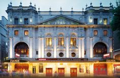 Mark Shenton's top venues: Wyndham's Theatre, London