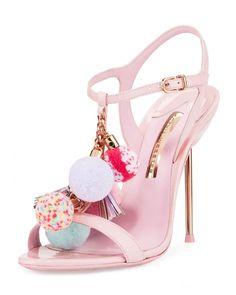 Ankle Wrap Sandals, Ankle Strap Heels, Strap Sandals, Shoes Sandals, Heeled Sandals, Pink Sandals, Leather Sandals, Stilettos, Pumps Heels