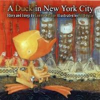 A Duck in New York City  #nycbooks