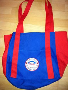 Philadelphia Phillies Veterans Stadium 2003 Canvas Tote Give-A-Way SGA
