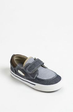 e0c2aa5681 Cole Haan  Air Cory  Boat Shoe (Walker   Toddler)