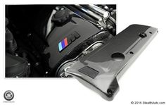 - - Carbon Fiber Engine Cover - Photo #1
