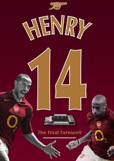 Henry Edit Arsenal Football, Arsenal Fc, Football Players, Thierry Henry Arsenal, Arsenal Wallpapers, Great Team, Fifa, Squad, Illustration Art