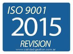 NUEVA ISO 9001 2015