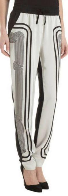 OHNE TITEL PRINTED RELAXED PANTS UK #OHNETITEL