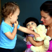 The S Word – Toddlers Learning To Share | Janet Lansbury