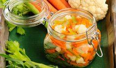 Zdravá pochoutka: Kvašená zelenina pickles                                       Jak uchovat zeleninu na zimu? Nezavařujte, nechte ji kvasit. Získá řadu hodnotných bioaktivních látek– bakterie kyseliny mléčné, vitaminy skupiny B,…