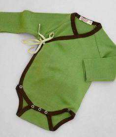 babykläder och Bodys från Sckoon Organics